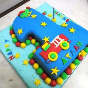 Walmart Pa First Birthday Cake