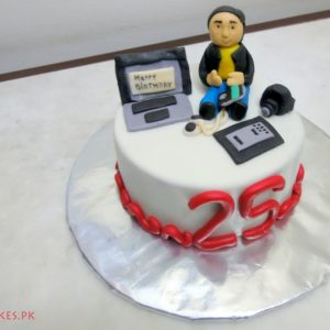 Cake for all the gadget lovers out there.