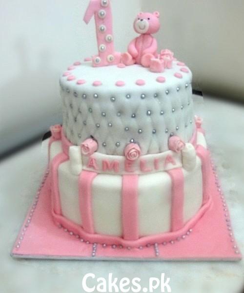 Red Velvet Cake Piece In Little Blues