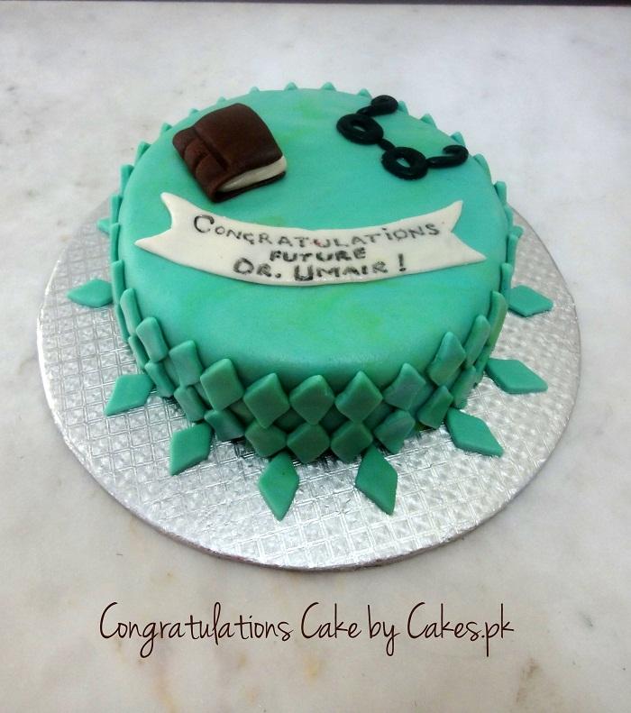 Congratulations on Your Promotion Cake Congratulations Cake