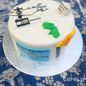 cake for engineer