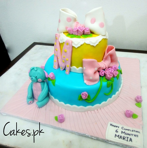 Pleasant Half Birthday Cake Cakes Pk Personalised Birthday Cards Veneteletsinfo